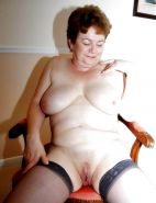 Mature grannies big tits juicy cunts stockings