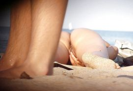 Group Sex Amateur Beach #rec Voyeur G19 #22448385