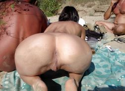 Beautiful Day At The Beach 24 (Asses) By Voyeur TROC #15961540