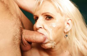 Grannies blowjob mix 2