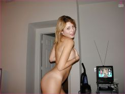 Amateur Young Blond Teen #4811769