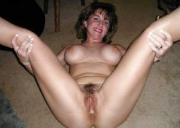 Amateur hairy matures #9519218