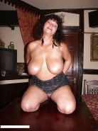 Busty uk gilf whore kim