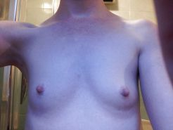 My wifed small tits