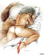 Old Erotic Art Gallery 2. #9410679
