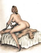 Old Erotic Art Gallery 2. #9410913