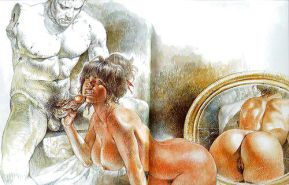 Old Erotic Art Gallery 2. #9411071