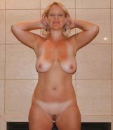 Amateur Blond MILF With Big Natural Tits by DarKKo