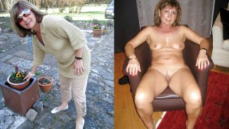Mature Dressed Undressed Beauties #10560424