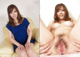 Dressed & undressed beauties 185 (only Asian)