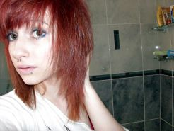 Realy Hot Young Redhead