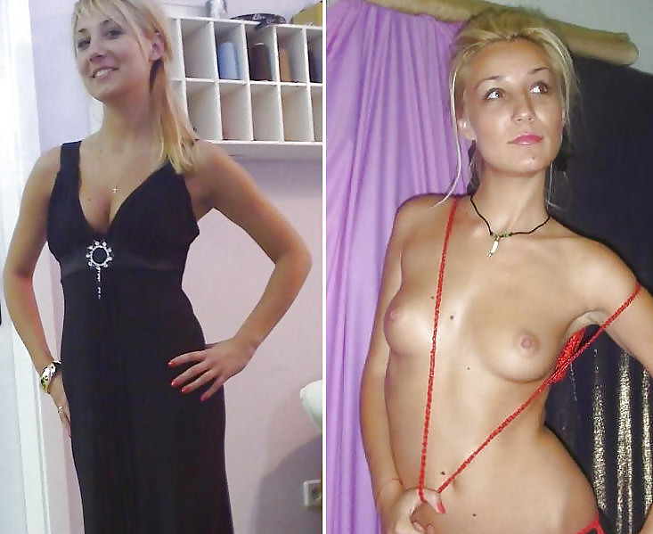 MILF dressed and undressed Porn Pics #17104121