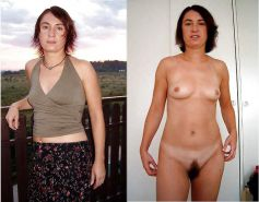 MILF dressed and undressed  #17103617