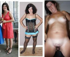 MILF dressed and undressed  #17103625