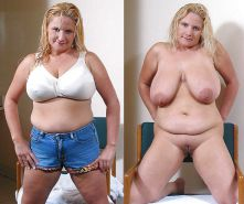 MILF dressed and undressed  #17103730