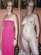 MILF dressed and undressed  #17103745