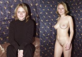MILF dressed and undressed  #17103778