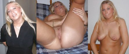MILF dressed and undressed  #17103886
