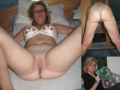 MILF dressed and undressed  #17103910