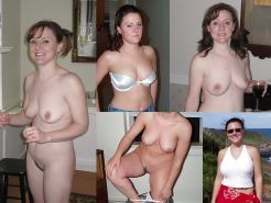 MILF dressed and undressed  #17103953