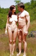 Nudist couples at the beach Porn Pics #18139911