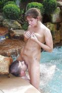 Nudist couples at the beach Porn Pics #18140007