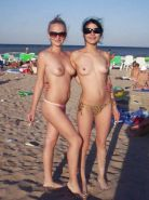 Bulgarian Beach Girls from Black Sea - III