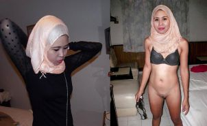 Nude hijab girls from malaysia and indonesia Porn Pics #22539472