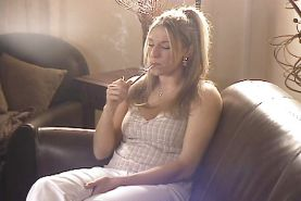 Women Smoking More 120's and Such