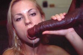Black & White Amateur blowjobs