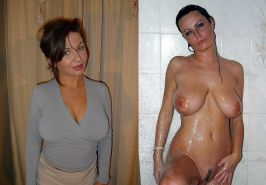 Before and After - Cute Milf and Mature - Best