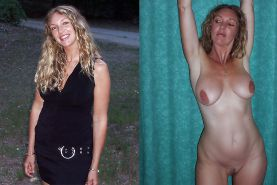 Before and After - Cute Milf and Mature - Best Porn Pics #10531759