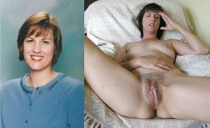 Before and After - Cute Milf and Mature - Best Porn Pics #10531900