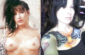 Classic Pornstars Then and Now 01
