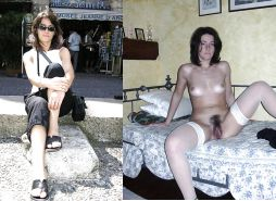 Sexy MILFS and Matures 37 (Dressed and undressed)