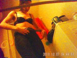 27 yo brunette with great bush caught by spy cam in shower