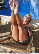 Lady Barbara and her sexy feet Porn Pics #16131038