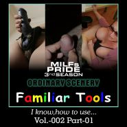 MILFs PRIDE 3S.Ordinary Scenery Vol.-002 Part-001