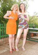 Mature Hillary & Girl Friend - Jotha Hele