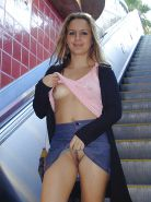 Upskirt and public pussy flashing. #22533989