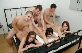 Mix sex swingers amateurs 24
