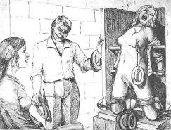 Classic BDSM Art - Getting Her Ready #2582797