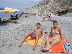 Women on the beach #11686072
