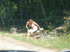 German mature public nudity - N. C.  #2296985