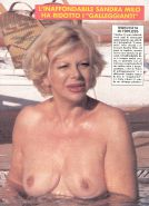 Italian tv mature star i masturbated for