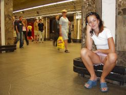 Some of the Best  FLASHING - Public Nudity #11546099