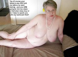Mother-In-law Captions 3 Porn Pics #9397760