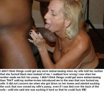 Mother-In-law Captions 3 Porn Pics #9397775