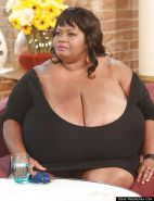 NORMA STITZ and her monster juggs