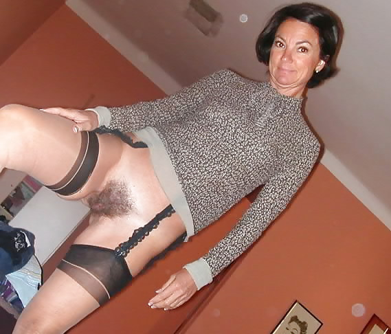 Grannies and matures in stockings 03 #15674750